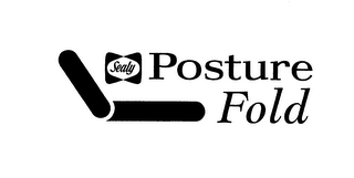 mark for SEALY POSTURE FOLD, trademark #76171706