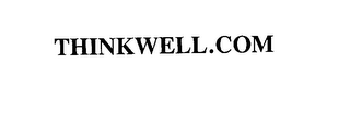 mark for THINKWELL.COM, trademark #76177428