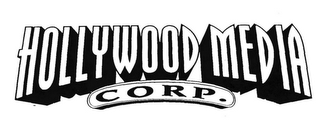 mark for HOLLYWOOD MEDIA CORP., trademark #76177621