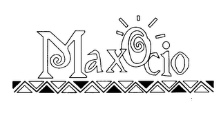 mark for MAXOCIO, trademark #76177849