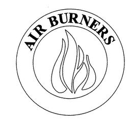 mark for AIR BURNERS, trademark #76178097