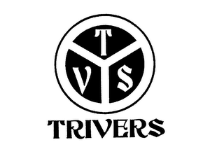 mark for TRIVERS TVS, trademark #76179102