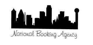 mark for NATIONAL BOOKING AGENCY, trademark #76181779