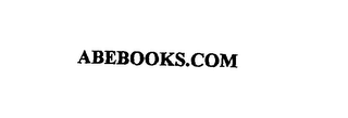 mark for ABEBOOKS.COM, trademark #76183339
