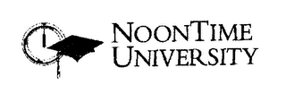 mark for NOONTIME UNIVERSITY, trademark #76186461