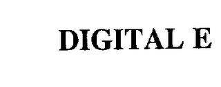 mark for DIGITAL E, trademark #76186942