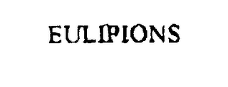 mark for EULIPIONS, trademark #76187169