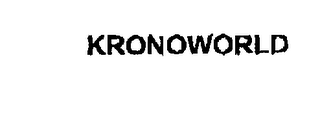 mark for KRONOWORLD, trademark #76188493