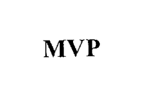 mark for MVP, trademark #76189205