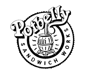 mark for POTBELLY SANDWICH WORKS, trademark #76189215