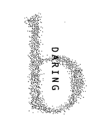 mark for B DARING, trademark #76189794