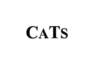 mark for CATS, trademark #76190027