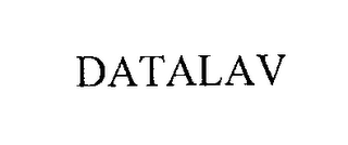 mark for DATALAV, trademark #76191769