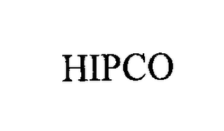 mark for HIPCO, trademark #76192367