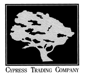 mark for CYPRESS TRADING COMPANY, trademark #76192467