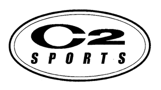 mark for C2 SPORTS, trademark #76193338