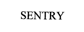 mark for SENTRY, trademark #76193739