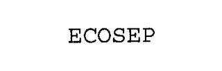mark for ECOSEP, trademark #76193773