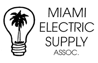 mark for MIAMI ELECTRIC SUPPLY ASSOC., trademark #76194073