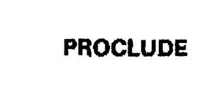 mark for PROCLUDE, trademark #76194159