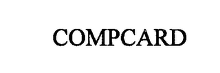 mark for COMPCARD, trademark #76195055