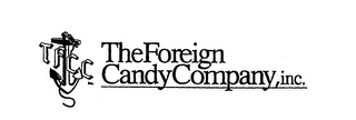 mark for TFCC THEFOREIGN CANDYCOMPANY, INC., trademark #76196148