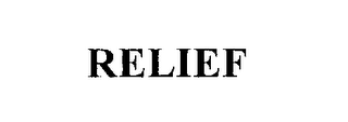 mark for RELIEF, trademark #76196178