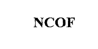 mark for NCOF, trademark #76196460