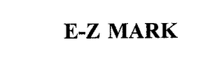mark for E-Z MARK, trademark #76197061