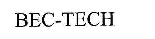 mark for BEC-TECH, trademark #76197355