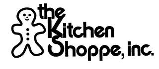 mark for THE KITCHEN SHOPPE, INC., trademark #76197381
