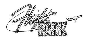mark for FLIGHT PARK, trademark #76197507