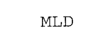 mark for MLD, trademark #76198715