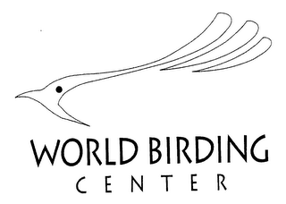 mark for WORLD BIRDING CENTER, trademark #76201713