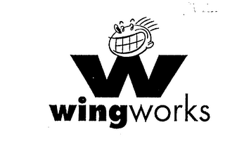 mark for W WING WORKS, trademark #76203173