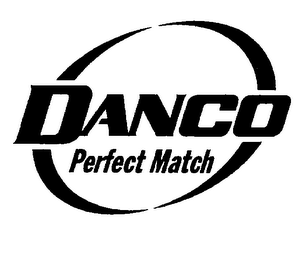 mark for DANCO PERFECT MATCH, trademark #76206672
