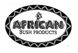 mark for AFRICAN BUSH PRODUCTS, trademark #76206997