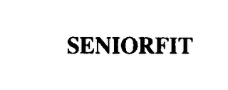 mark for SENIORFIT, trademark #76208152