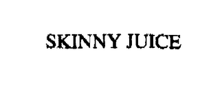 mark for SKINNY JUICE, trademark #76208424