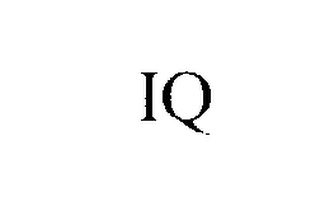 mark for IQ, trademark #76209132