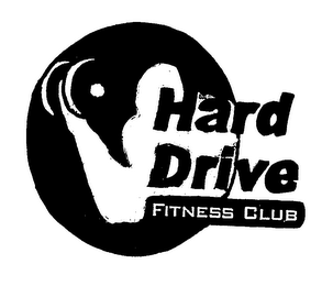 mark for HARD DRIVE FITNESS CLUB, trademark #76210253