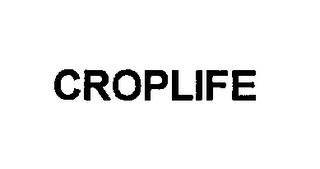 mark for CROPLIFE, trademark #76211425