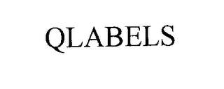 mark for QLABELS, trademark #76211940