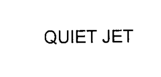 mark for QUIET JET, trademark #76212077