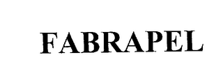 mark for FABRAPEL, trademark #76212086