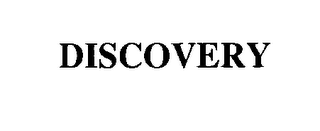 mark for DISCOVERY, trademark #76212402