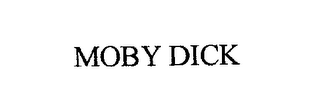 mark for MOBY DICK, trademark #76212439