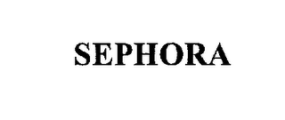 mark for SEPHORA, trademark #76212530