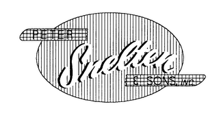 mark for PETER SNELTEN & SONS, trademark #76212535