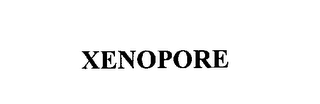 mark for XENOPORE, trademark #76214882